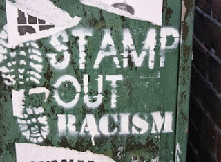 remove racism from india