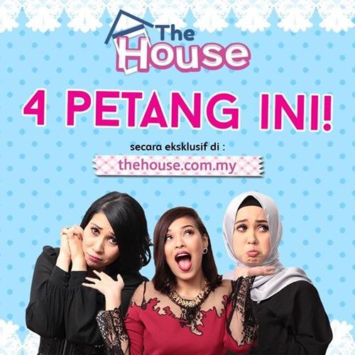 The house – emma maembong, chacha & yaya, gambar the house maembong, 3 beradik maembong duduk serumah banglo mewah, rumah banglo rm3 juta emma maembong, famili maembong