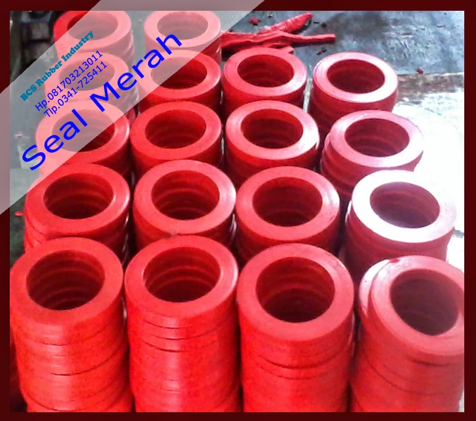 Seal Merah NBR