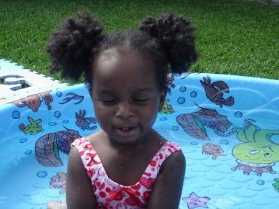 Easy Natural Hair Regimen for Toddlers African Naturalistas