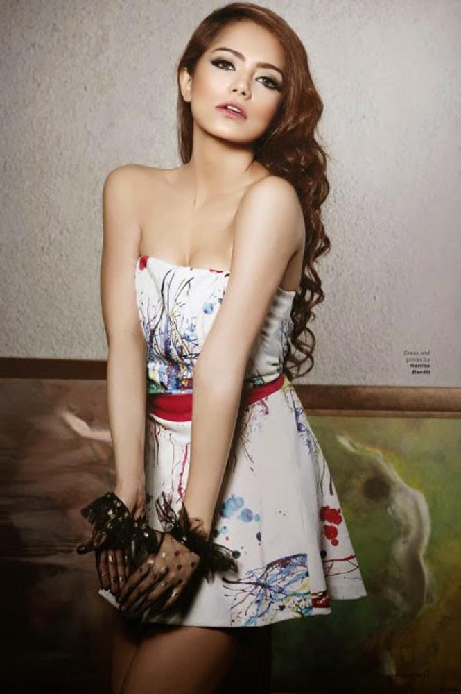 sama fahria yasmin simak saja gelari foto fahria yasmin di majalah ...
