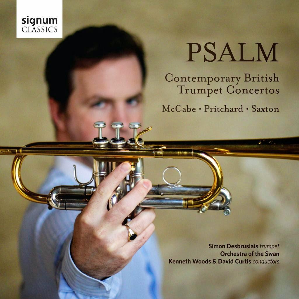 Simon Desbruslais - Psalm