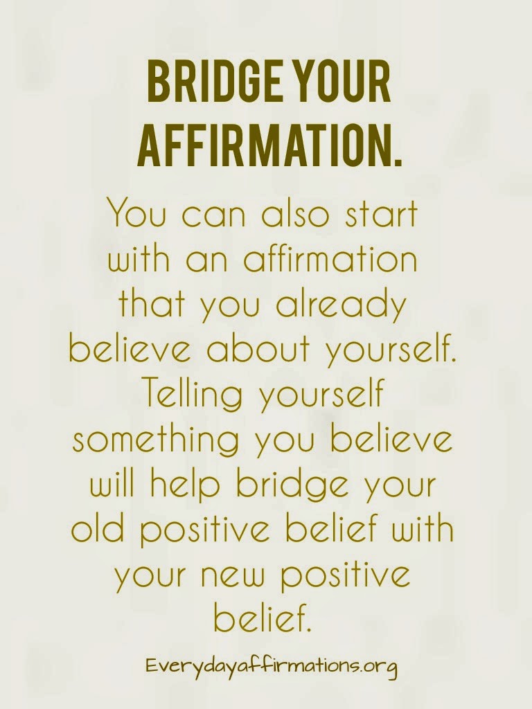 Tips to Make your Affirmations Work, Daily Affirmations