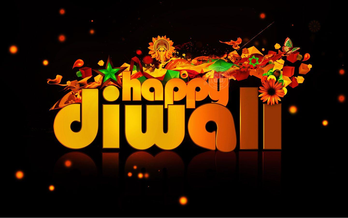 Happy Diwali 3D Animated 2016 Free Download