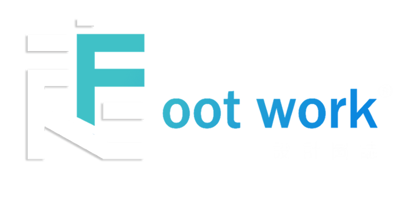 Foot Work︱ 走思客設計圖誌
