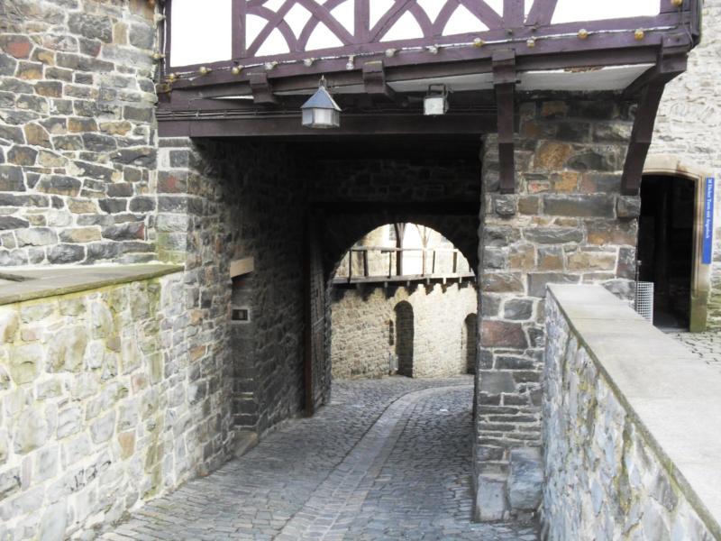 Burg Altena - Burgtor