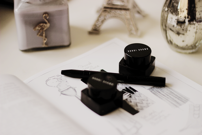 bobbi brown dual ended cream smudge liner brush beauty blog review