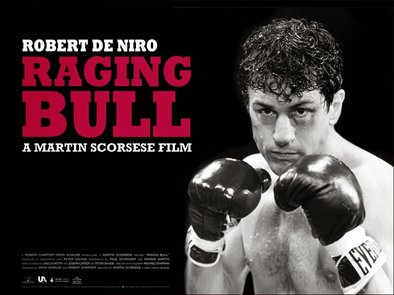 Camilla Tenn: #80: Raging Bull [1980]: