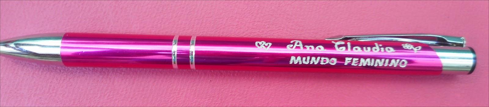 caneta super fofa,caneta linda