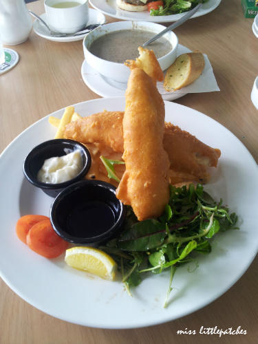 The Ultimate Fish & Chips