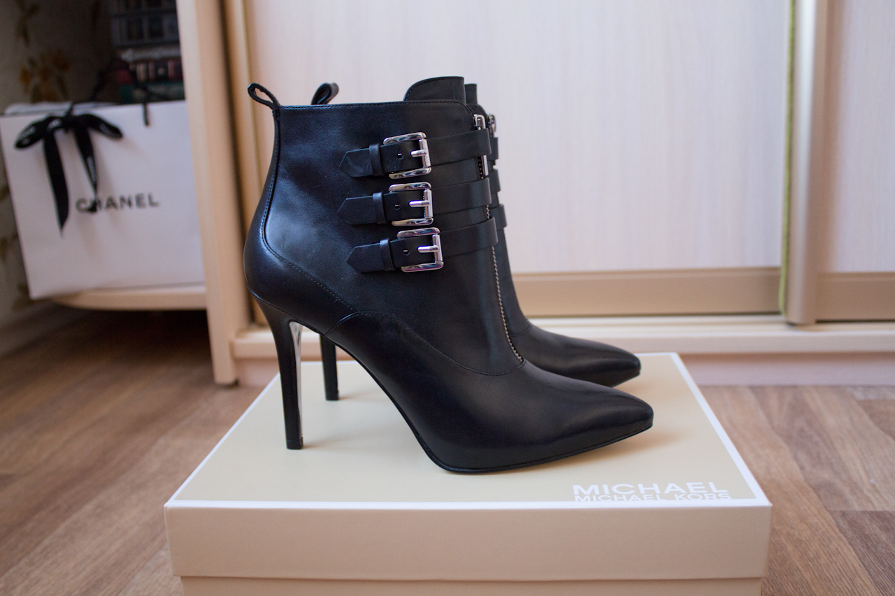 Boots, LIVE 2015, Michael Kors, New Stuff, Shoes
