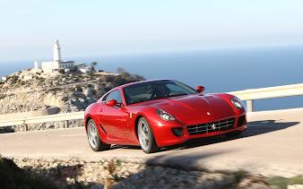 #5 Ferrari Wallpaper