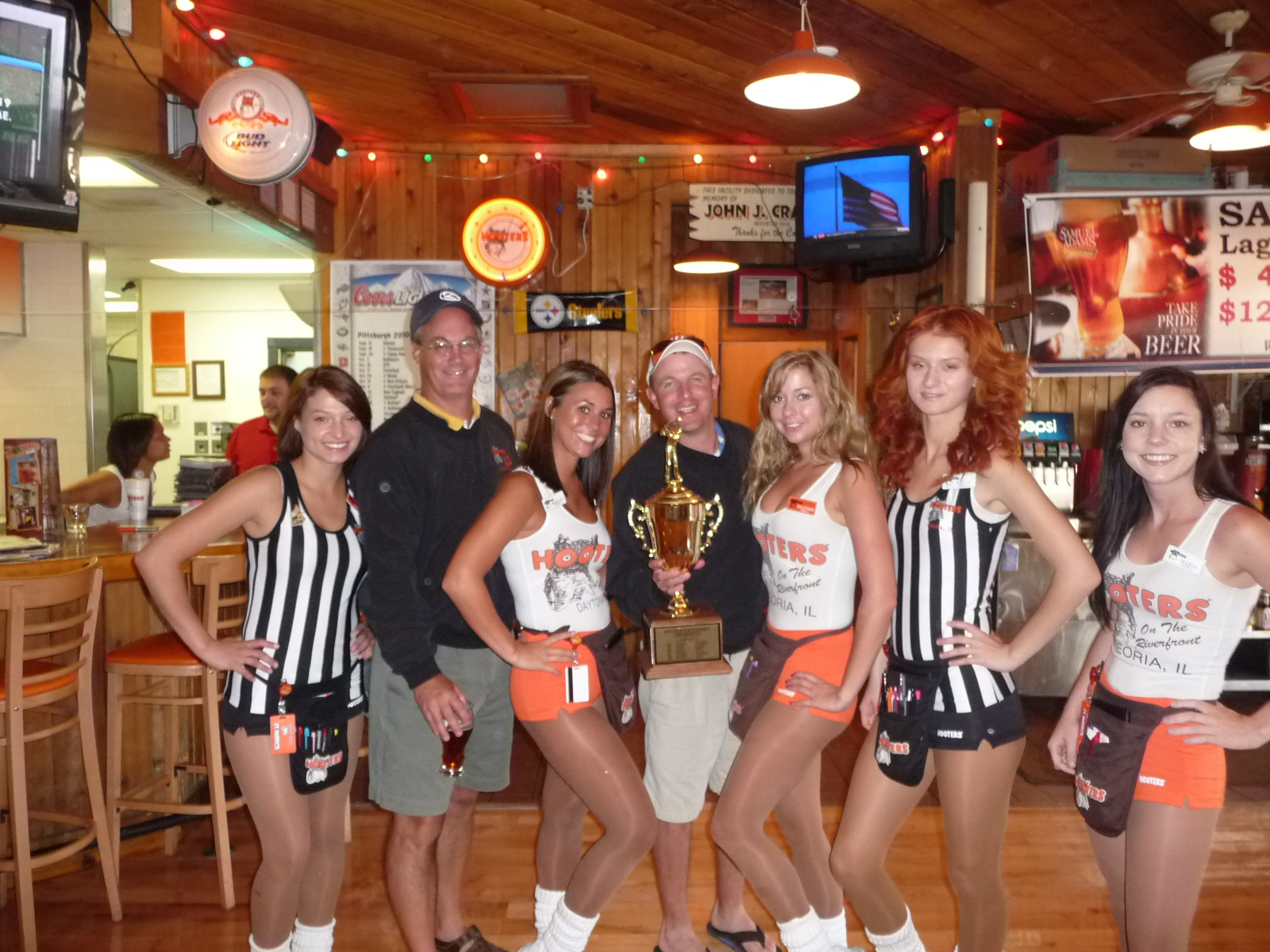 hooters vs the eeoc Hooters and the eeoc 4/24/11 hooters vs the eeoc is hooters' employee selection critical to the effective implementation of its strategy do the job specifications.