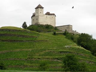 Balzner Winery, Balzers, Liechtenstein