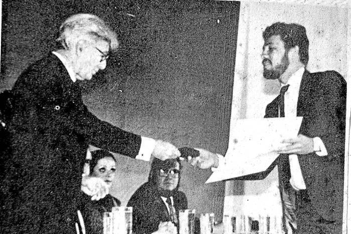 Leonardo in 1985