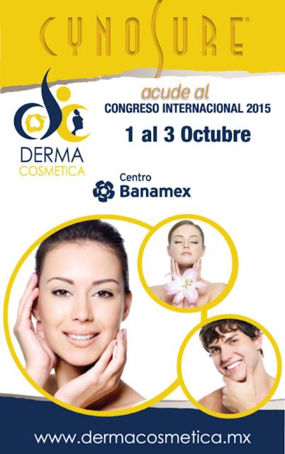 Dernacosmetica-2015-Mexico-laser-Vectus-Cynosure-Spain