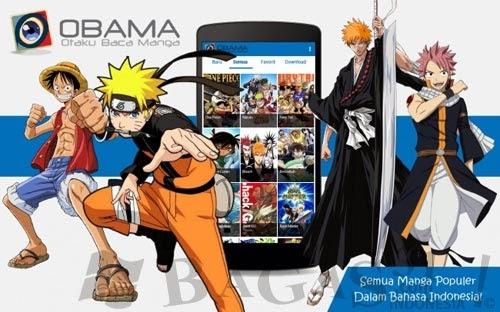 OBAMA, Aplikasi Baca Manga Bahasa Indonesia 2
