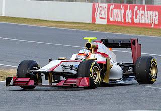 HRT F1 2012