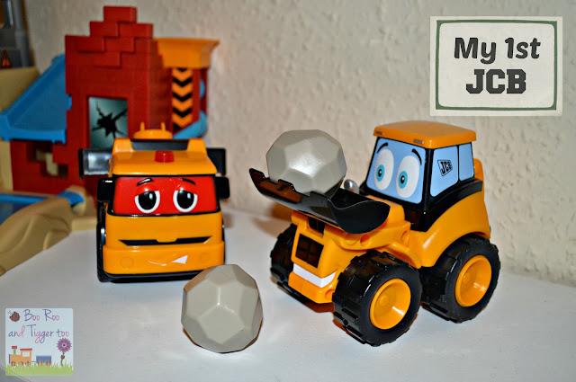 My 1st JCB Toy Review