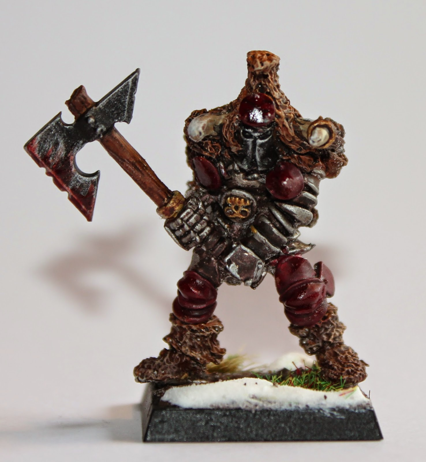 Jes Goodwin Chaos Champion