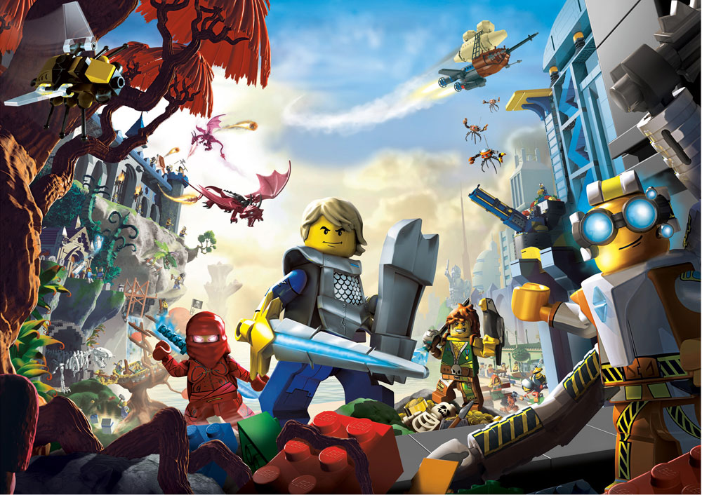 All About Bricks: Yikes! There goes LEGO Universe