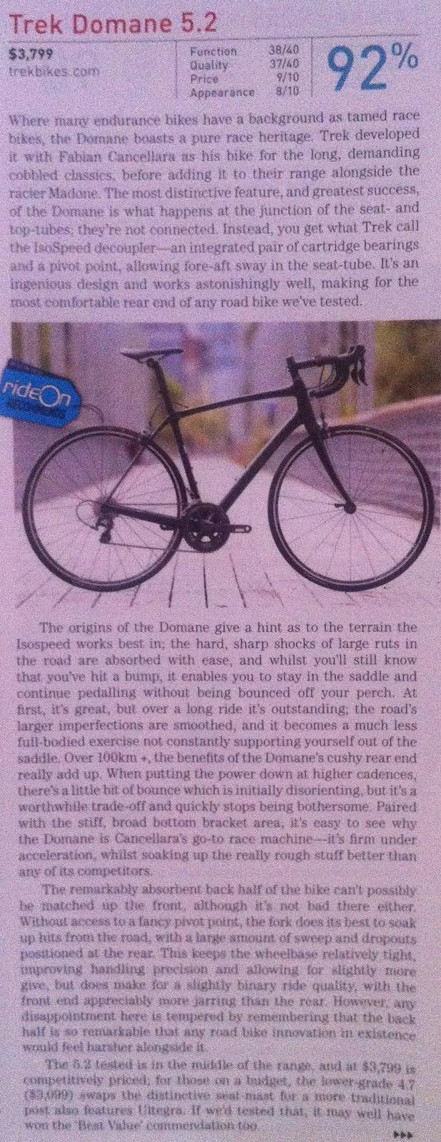 Domane5.2 Review