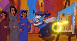 Phim Aladdin Và Vua Trộm