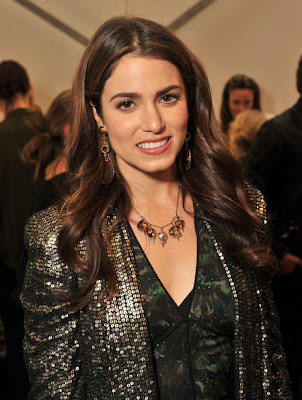 Nikki Reed Haircut 2012