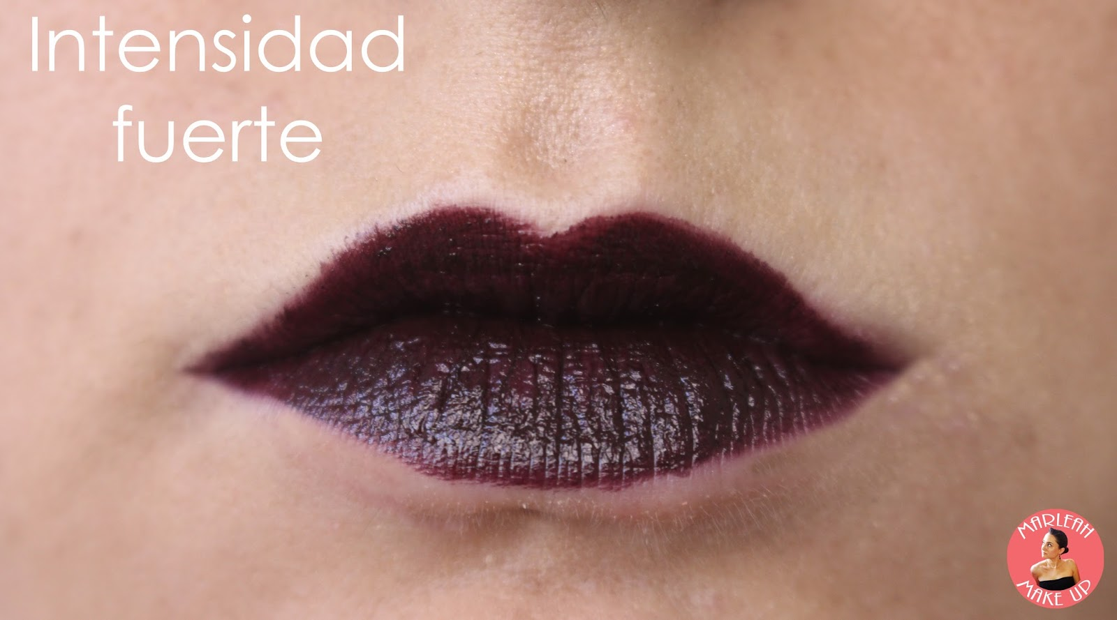 labial cyber mac nº18 etnia makeup maquillaje lipstick swatch