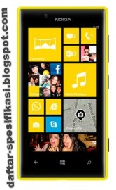 Spesifikasi dan Harga Nokia Lumia 720