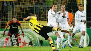 Liga Champions Borussia Dortmund vs Real Madrid