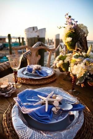 decoracion boda nautica