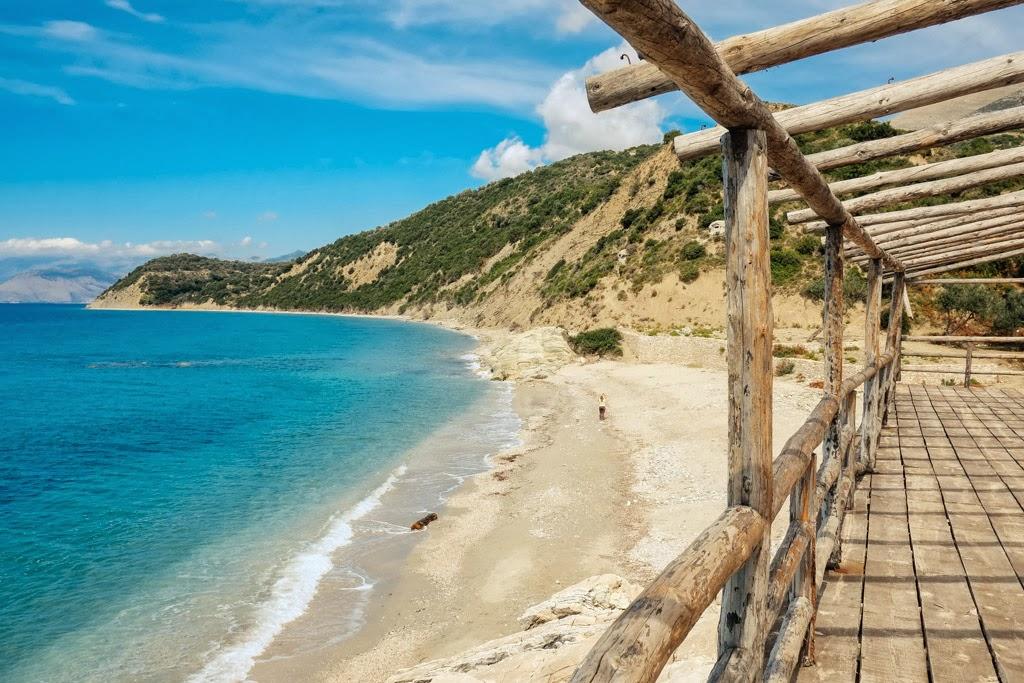 Albanian Riviera Albanian Riviera. Population Phillipa.