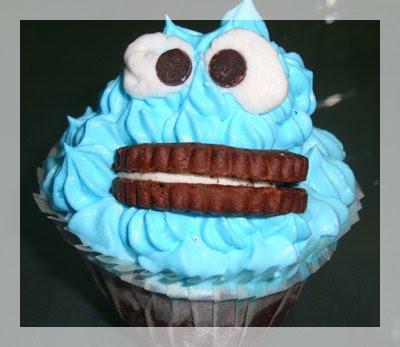 Kurabiye Canavarı Muffin Kek Tarifi