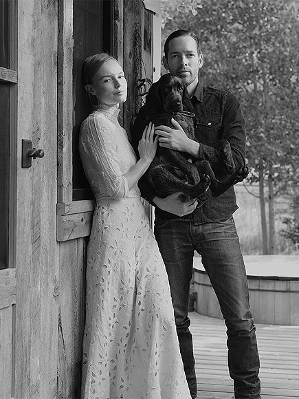 Kate Bosworth and Michael Polish summers hottest wedding 2013