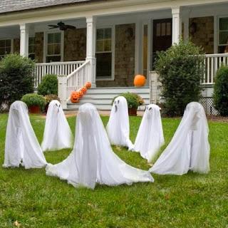 Decoración de Jardín, Halloween