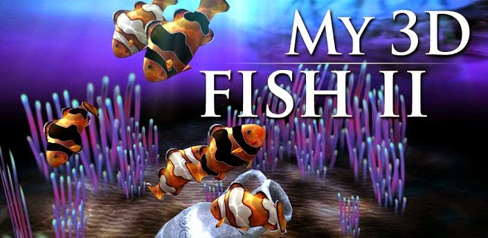 My 3D Fish II v2.3 Apk