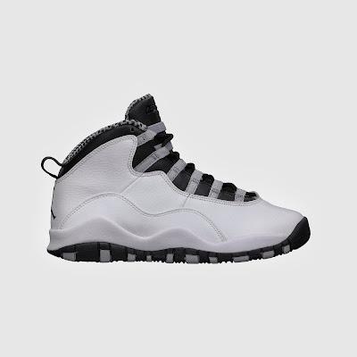 Air Jordan Retro 10 Boys' Shoe # 310806-103