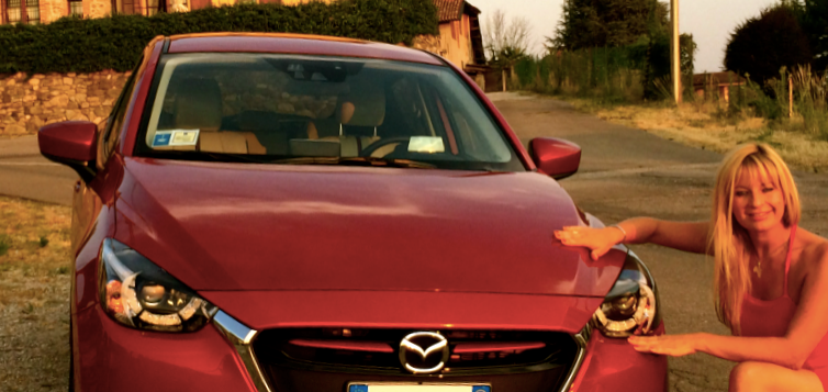 TestDrive with Mazda 2