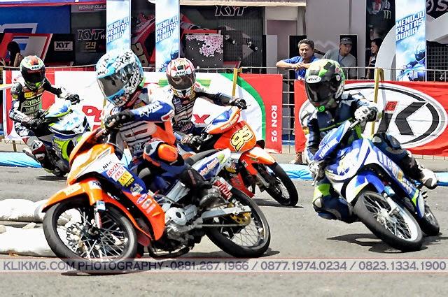 Yamaha Cup Race 1 Gor Purwokerto - Foto oleh KLIKMG.COM Fotografer Purwokerto