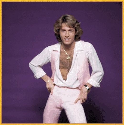 emily thinks out loud: Andy Gibb & desert boots