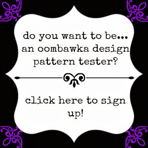 Pattern Tester Sign Up!