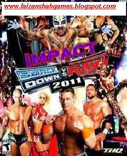 Wwe impact 2011 pc