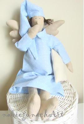 Anioł śpioch I