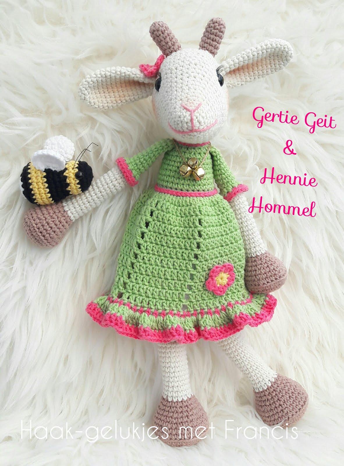 Gertie en Hennie (kooppatroon)