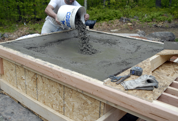 Fire Brick Mortar Mix : True brick ovens monolithic oven base