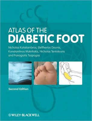 Atlas Tổn thương Bàn chân trong Bệnh Tiểu đường 2e