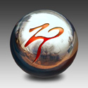 Zen Pinball Icon Logo