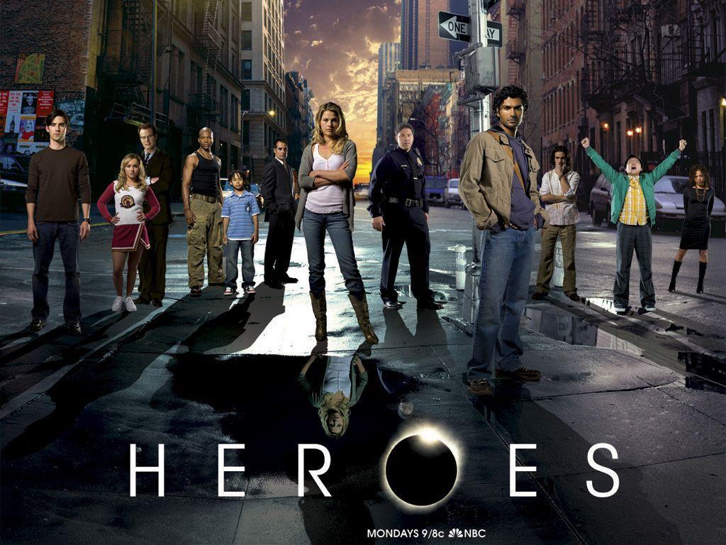 Heroes 1 temporada completa español Latino