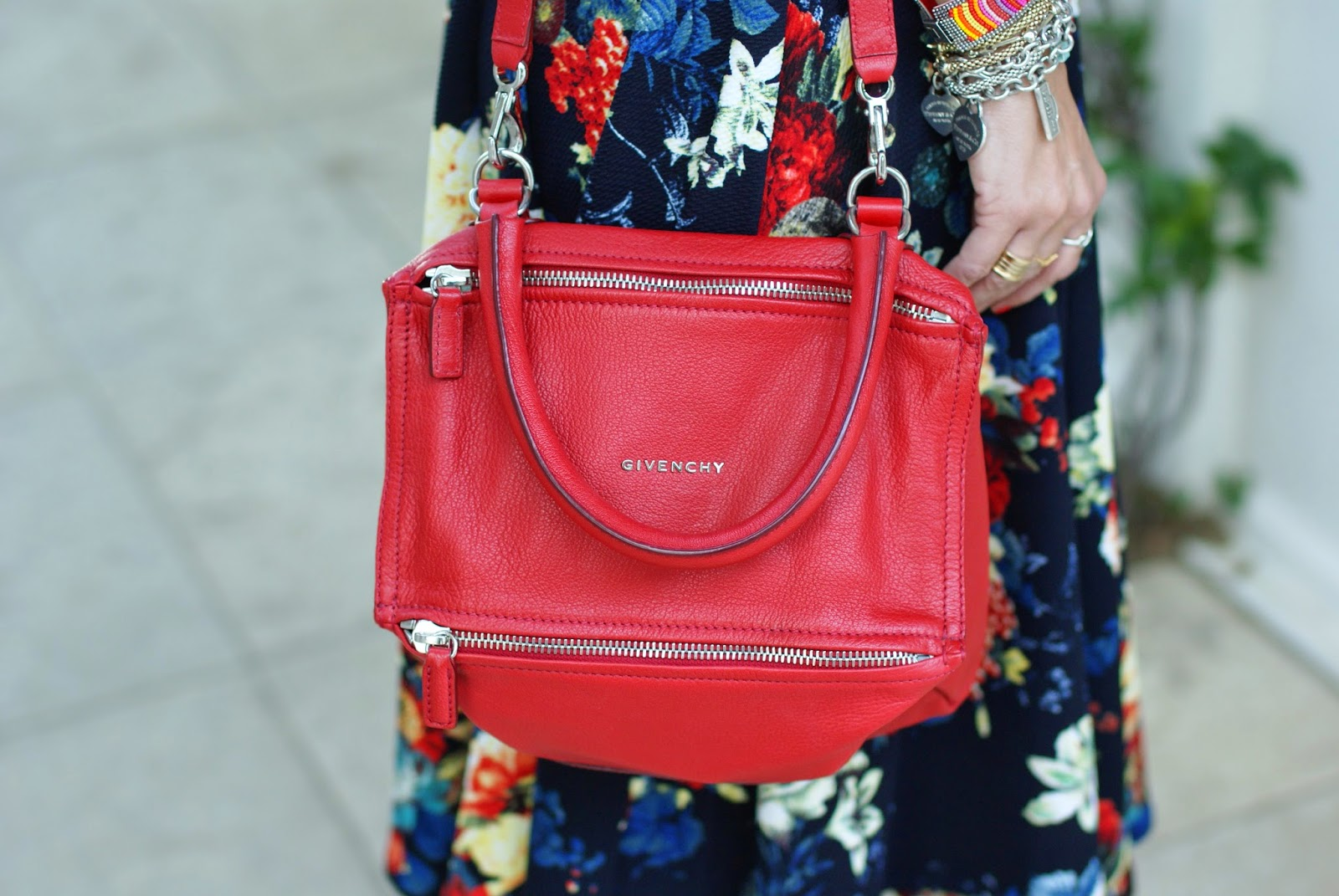 red Givenchy Pandora, Fashion and Cookies, fashion blogger